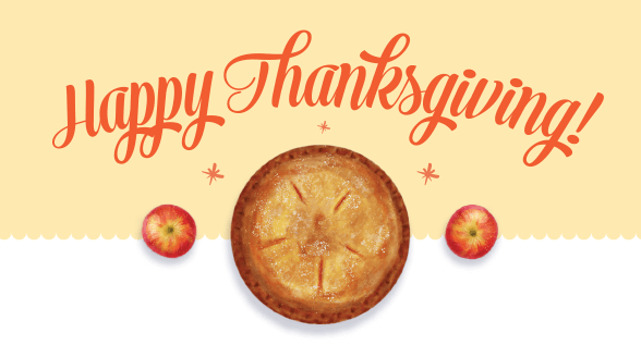 This November, We Are Thankful for Our Customers
